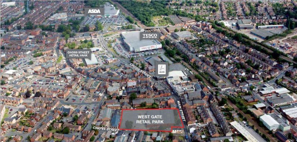 West Gate Retail Park Nottingham To Let Fhp