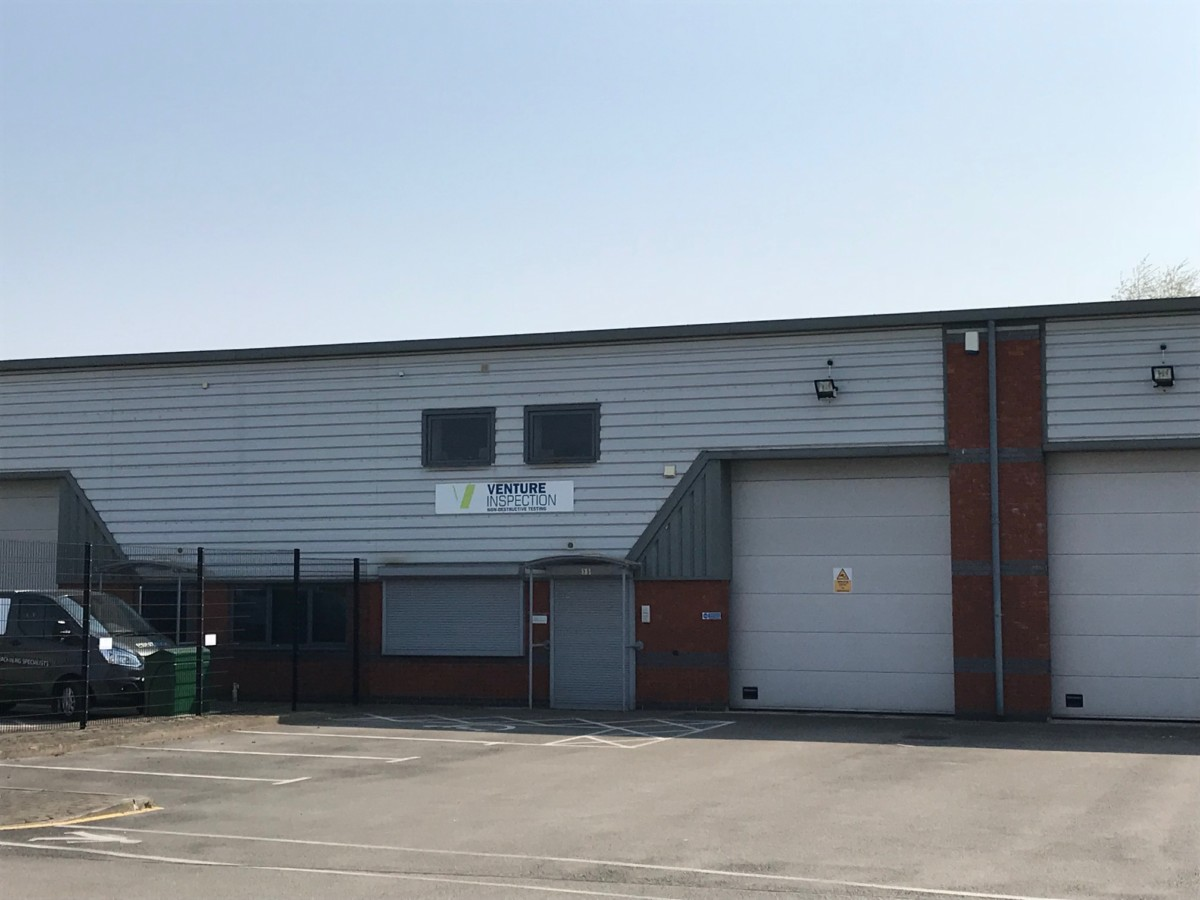 FOR SALE  MODERN WAREHOUSE/OFFICES AT ASCOT BUSINESS PARK